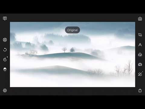 Minute edits: Enhancing fog or mist