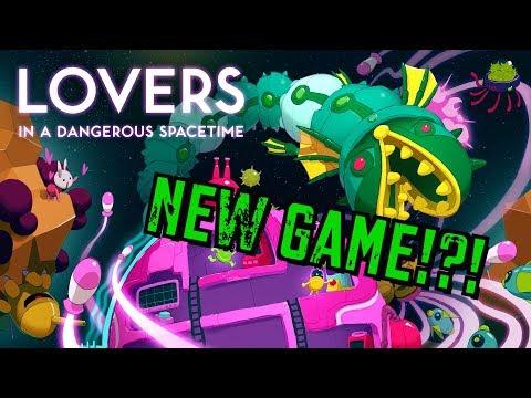 LOVERS IN A DANGEROUS SPACETIME!!! Part 1