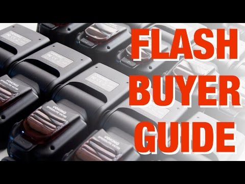 Off Camera Flash - Gear Buying Guide
