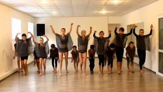 Танец студии Джаз Модерн(Краматорская студия