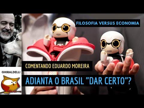 "Adianta o Brasil ""dar certo""? Filosofia versus Economia"