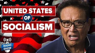 Dinesh D'Souza on Identity Socialism & Why Capitalism is Key - Robert Kiyosaki, Kim Kiyosak