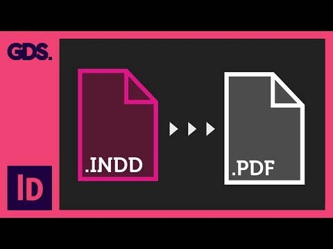 embed fonts with indesign pdf export