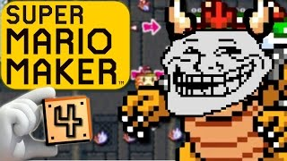 TROLL LEVEL - SUPER MARIO MAKER #004 [Deutsch]