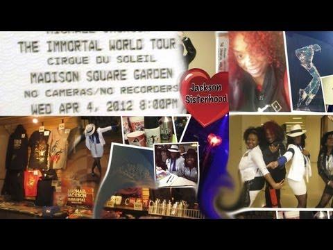 Cirque de Soleil Michael Jackson Immortal World Tour Review