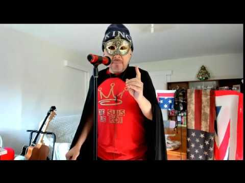 King Herod's Song (Try It and See) - from Jesus Christ Superstar (Alice Cooper) cover