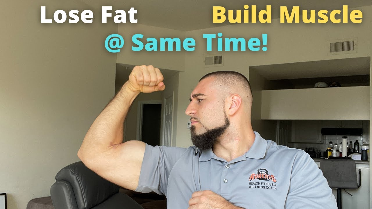 Build Muscle Lose Fat At The Same Time I Walk & Talk Ep 014