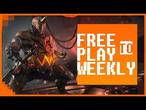 Free To Play Weekly - A New Nemesis Rises In Warframe Old Blood Update Ep 394