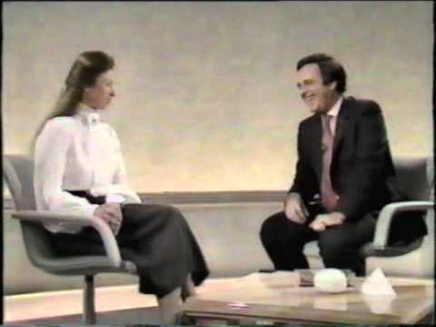Princess Anne with Terry Wogan (part one)