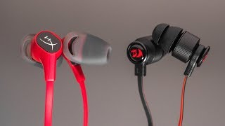In-ear para gaming, ¿valen la pena?