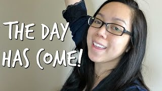THE DAY HAS COME! - April 03, 2017 -  ItsJudysLife Vlogs