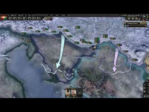 HOI 4 make the Austro-Hungarian Empire Great again