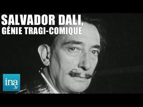 Download DVD Salvador Dali, génie tragi-comique - INA EDITIONS
