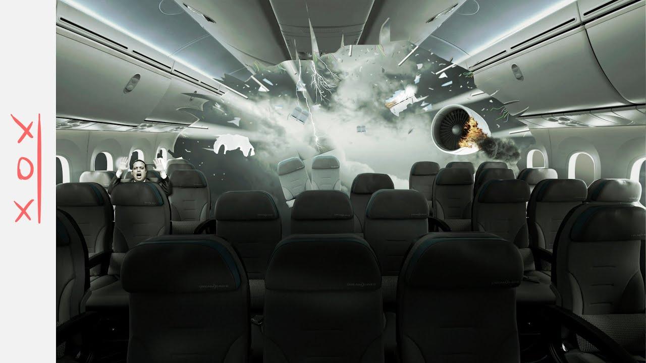 photoshop speed art inside plane crash xox youtube. Black Bedroom Furniture Sets. Home Design Ideas