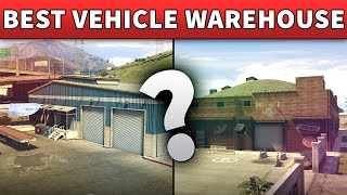 GTA 5 Best Vehicle Warehouse Location To Buy GTA ONLINE BEST IMPORT EXPORT GARAGE Relocate Guide