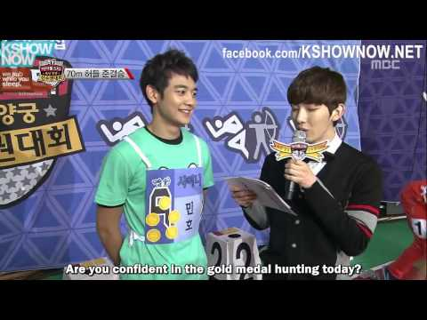Idol Star Olympics Championships 2013 part 1 HD