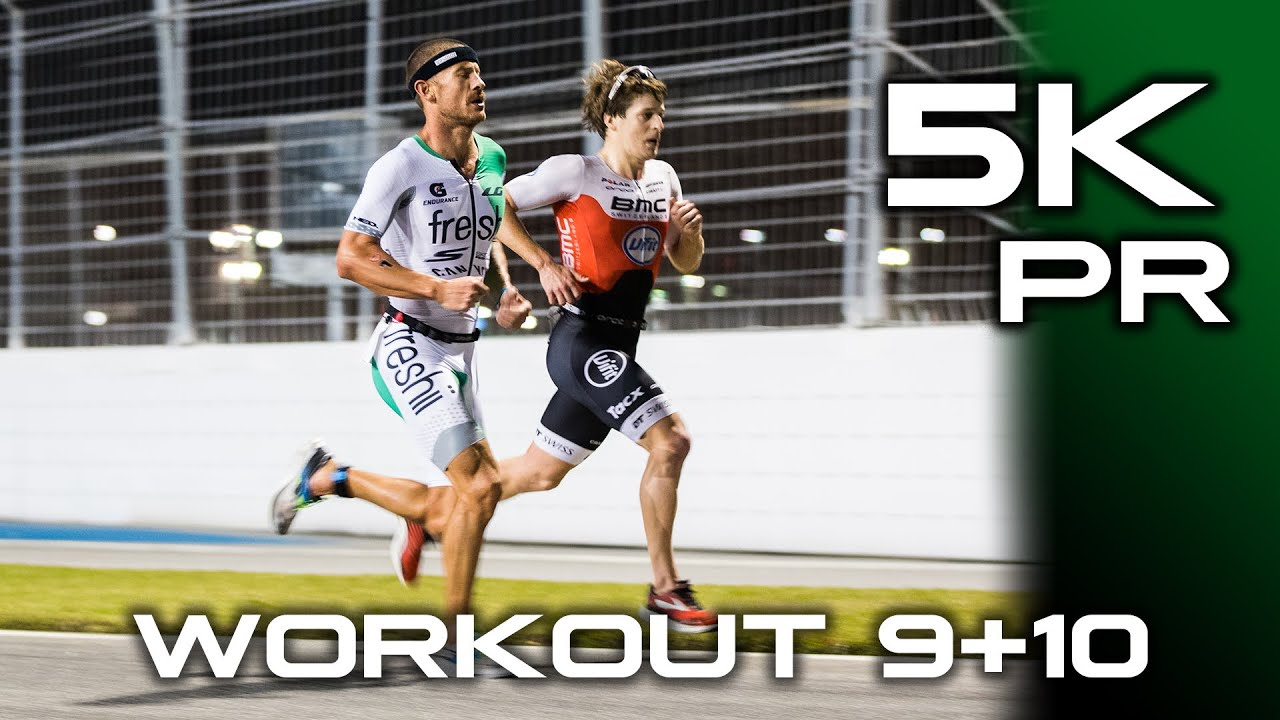 Workouts 9&10 || Real Time Data & Daytona Footage