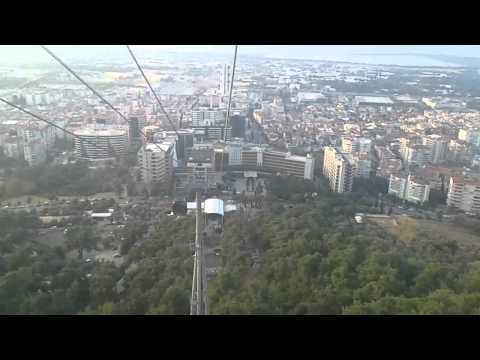 İZMİR TELEFERİK(2015) - IZMIR CABLE CAR 2015 (Izmir travel guide)