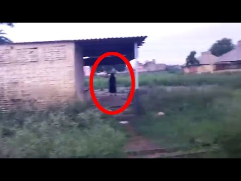 Real Ghost Caught on Camera in my Village Old Houses | #Scary #Ghost #Horror #Devil