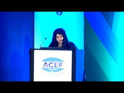 Madhura Talegaonkar,   CSR  Head,  Bajaj Electricals 1 (ACEF CSR forum on 29th Sept, Mumbai)