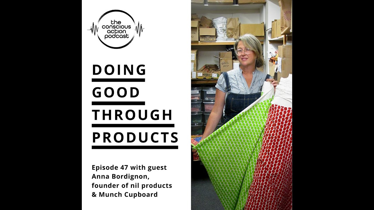 Doing good through products with Anna Bordignon