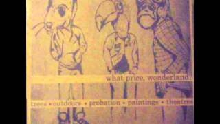 What Price, Wonderland? - side of the Twisted split 7""