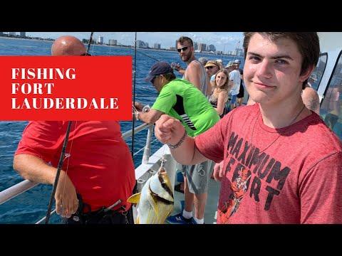 Fishing Headquarters Fort Lauderdale - Drift Fishing Trip