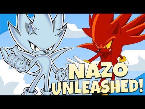 NAZO UNLEASHED: The BEST Sonic Fan Movie! - Diamondbolt