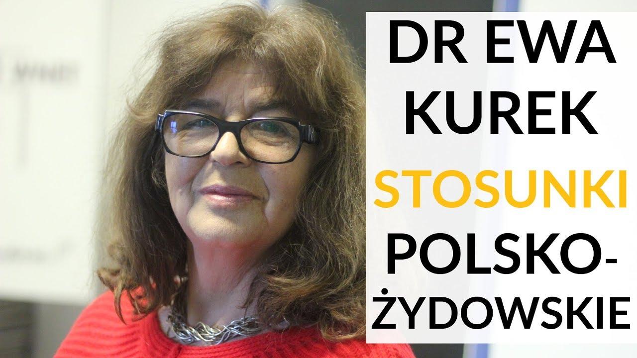 Dr Ewa Kurek: Zachód zbudował bajkę nt. zagłady Żydów, a Polska nie potrafi się przed tym bronić