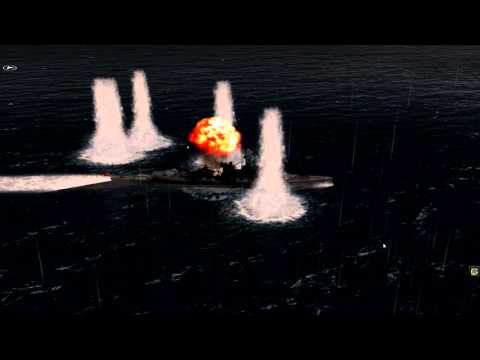 Let's Play Atlantic Fleet Campaign. Part 15.