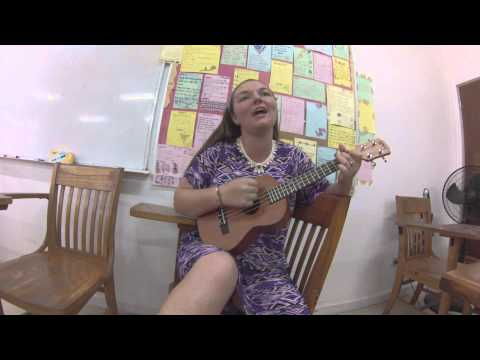Salty Shores Song - Marshall Islands Song by Gabby Formica