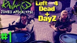Ravaged Zombie Apocalypse #1 [ Needs More Credit ] (Gameplay)