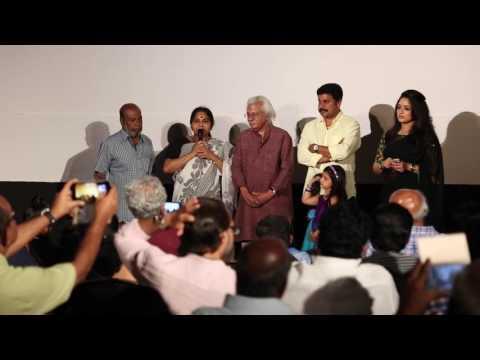 K. P. A. C. Lalitha sharing experience with Adoor Gopalakrishnan