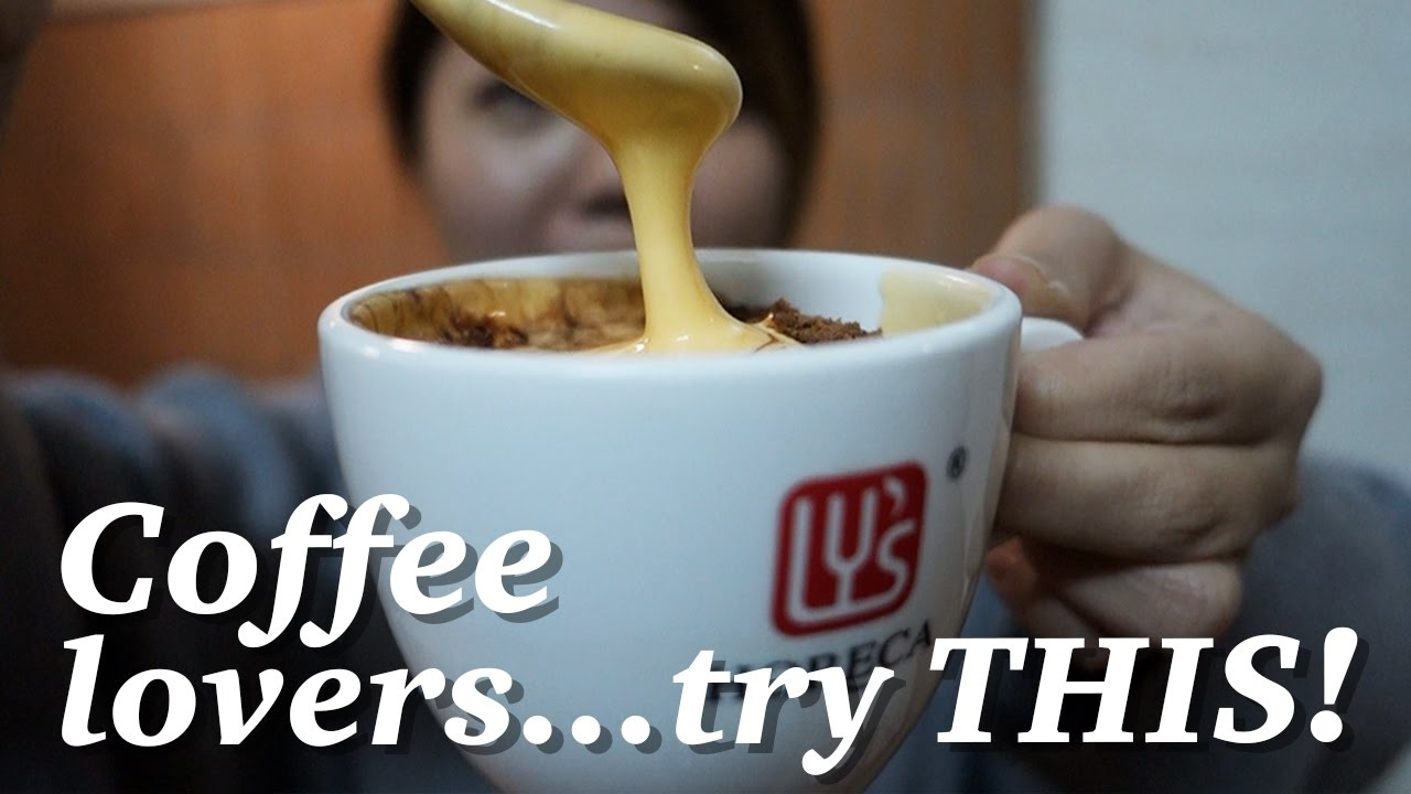 TWO TYPES OF COFFEE YOU MUST TRY IN HANOI! - YouTube