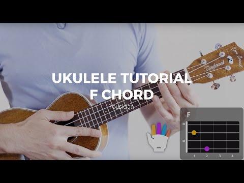 Ukulele Tutorial - F ChordKaynak: YouTube · Süre: 40 saniye