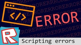 [ROBLOX Tutorial] - Why is my script not working???