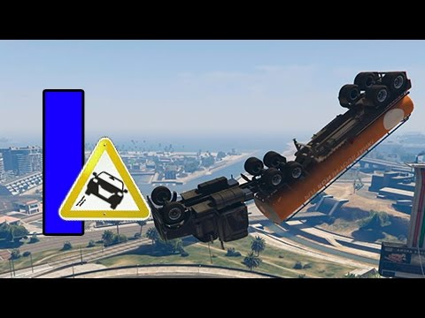 GTA SUPER Epic Fails 3 | COCHES LOCOS | Capitulo 1