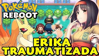 Pokémon Reboot (Detonado Monotype - Parte 6) - Erika, HM Fly, Ninetales e Arcanine