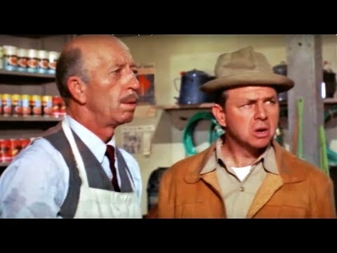 Mr. Kimball forgets who Mr. Douglas is...again.  Green Acres, Season 4 (1969)