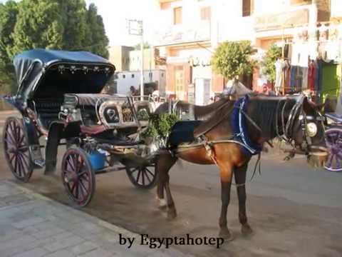 EGYPT 151 - EDFU City - (by Egyptahotep)