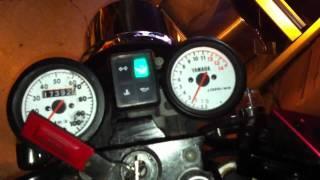 RZ50修理中