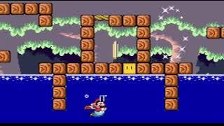 Super Mario Bros 2 Mega Mario X Part 2