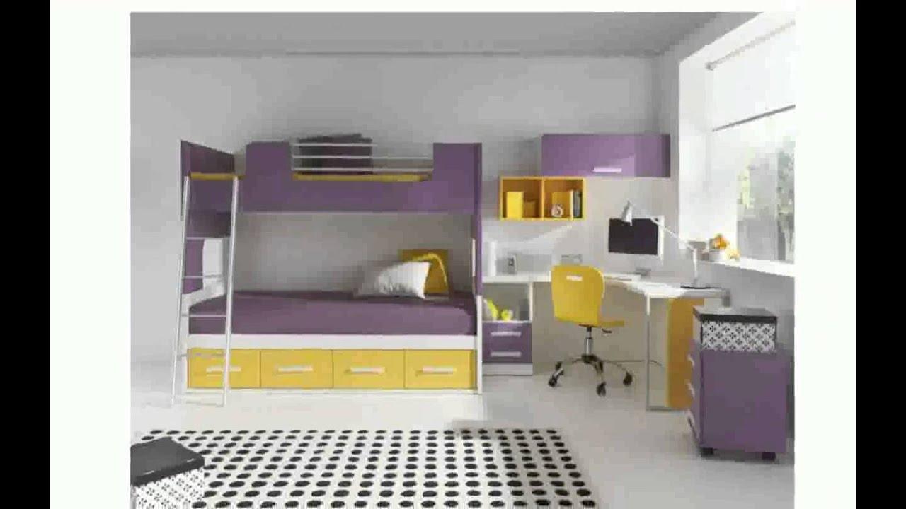 habitaciones juveniles para dos youtube