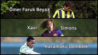 The Best Young Talents! (Karamoko Dembele, Xavi Simons, Ömer Faruk Beyaz)