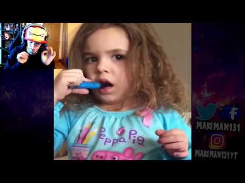 INTENTA NO REIR CON ESTE VIDEO!! FAILS DE NIÑOS RECOPILACION!! SI TE RIES PIERDES Makiman