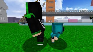 KAAN STYLE EFEYE KÜSTÜ (EFE AĞLADI) 😱 -Minecraft