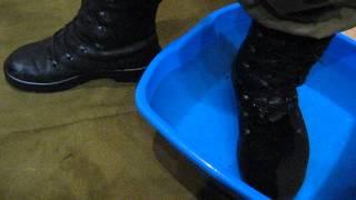 Обувь для охоты. Берцы бундесвер!(, 2015-03-27T18:41:43.000Z)