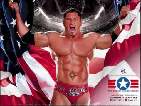 Batista's Theme Song Saliva I Walk Alone With lyrics