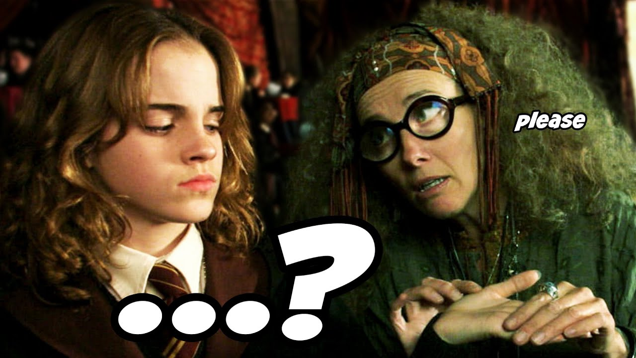 Why Hermione HATED Divination so Much - Harry Potter Explained