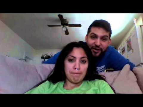 School girl sucks boyfriend on webcam #15